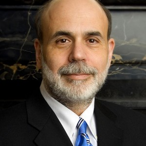 Bernanke, presidente della Fed